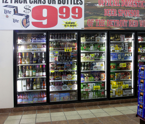 beverage coolers - walk in coolers - commercial refrigeration manufacturer