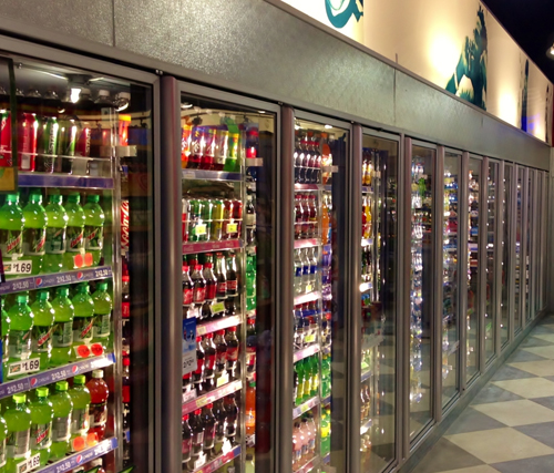 Beverage Coolers Walk In Coolers Commercial Refrigeration
