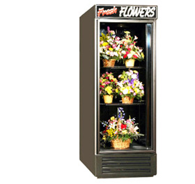 Economical Plugin Flower Display Cases and Coolers - SRC Refrigeration - 7001