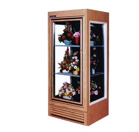 Economical Plugin Flower Display Cases and Coolers - SRC Refrigeration - 7002