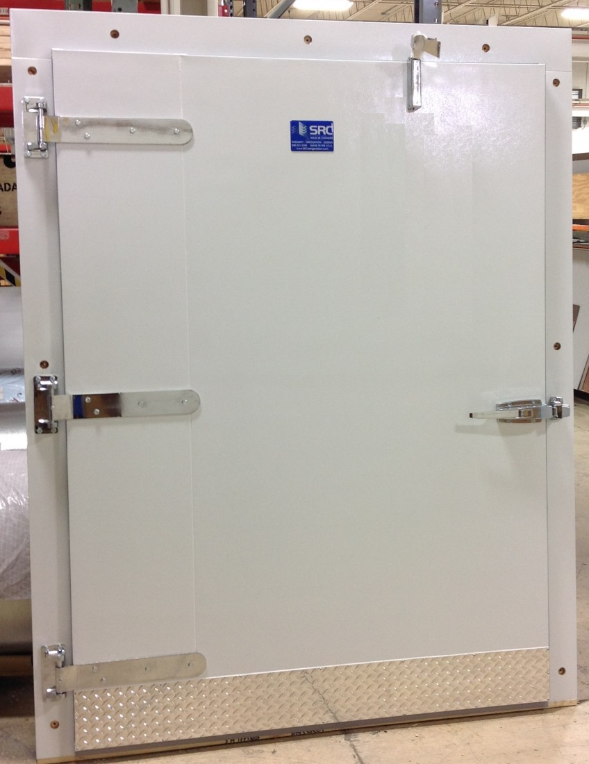 Commercial Replacement Doors For Walk-In Coolers and Freezers - SRC_Refrigeration_Large_Swing_Door_2