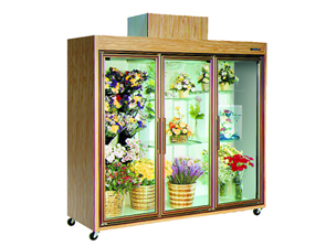 Floral Coolers - Commercial Cooler Manufacturer - SRC Refrigeration - longdoor